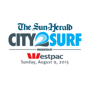 City2Surf 2015