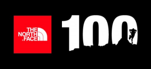 North face 100 logo