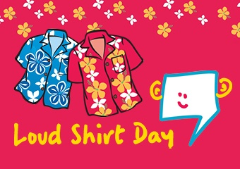 Have a Loud Shirt Day!