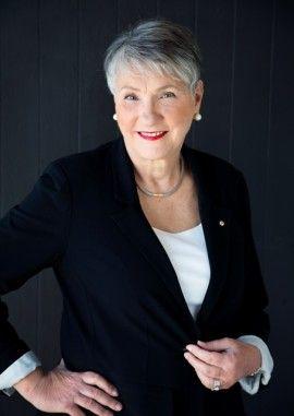 Ms Cathy Harris AO PSM
