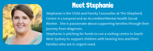 Stephanie will be presenting at the TFN event