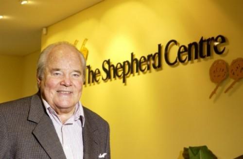 Dr Bruce Shepherd at The Shepherd Centre