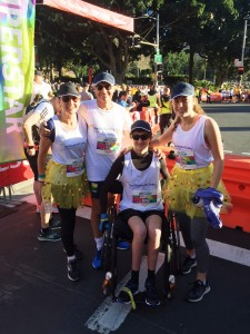 Steve and Marcus Dadd City2Surf 2017