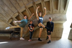 The Shepherd Centre Visit The Australian Ballet