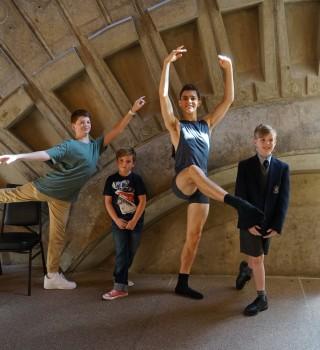 The Australian Ballet Visit
