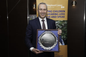 Mark Beretta is The Shepherd Centre's Australian Father of the Year