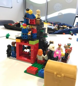 Connecting with your children through Lego
