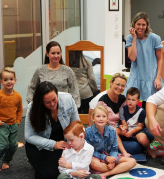 Heritage Bank Charitable Foundation supports Kidscape