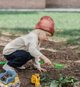 13 sensory play ideas for your own backyard