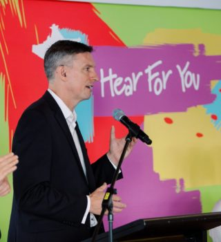 Hear For You ceases as an Entity – CEO David Brady's position